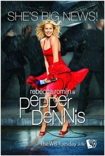 Pepper Dennis (1ª Temporada) - Poster / Capa / Cartaz - Oficial 1