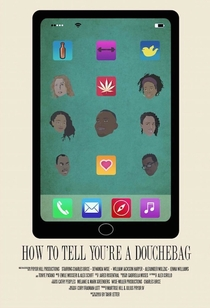 How to Tell You're a Douchebag - Poster / Capa / Cartaz - Oficial 1