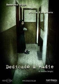 Dedicado a Nadie - Poster / Capa / Cartaz - Oficial 1