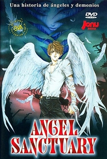 Angel Sanctuary - Poster / Capa / Cartaz - Oficial 9