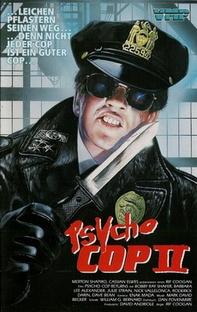 Psycho Cop 2: O Retorno Maldito - Poster / Capa / Cartaz - Oficial 7