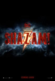 Shazam! - Poster / Capa / Cartaz - Oficial 3