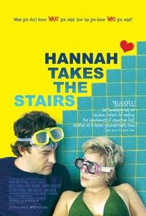 Hannah Sobe as Escadas - Poster / Capa / Cartaz - Oficial 1