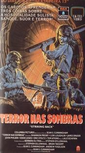 Terror nas Sombras - Poster / Capa / Cartaz - Oficial 2