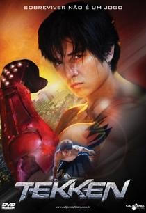 Tekken - Poster / Capa / Cartaz - Oficial 4