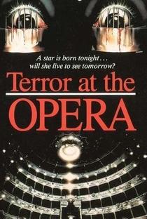 Terror na Ópera - Poster / Capa / Cartaz - Oficial 8
