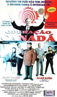 Operação Canadá - Poster / Capa / Cartaz - Oficial 2
