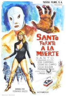 Santo Frente a la Muerte - Poster / Capa / Cartaz - Oficial 1