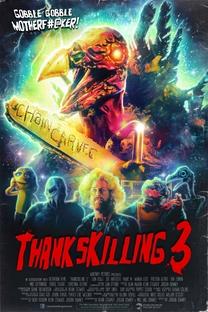 ThanksKilling 3 - Poster / Capa / Cartaz - Oficial 1