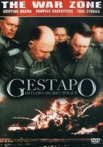 Gestapo: A Polícia Secreta de Hitler - Poster / Capa / Cartaz - Oficial 1