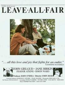 Leave All Fair - Poster / Capa / Cartaz - Oficial 1