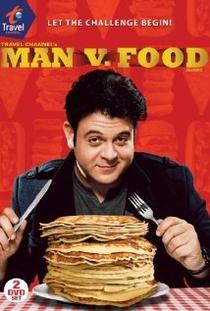 Man v. Food - Poster / Capa / Cartaz - Oficial 1