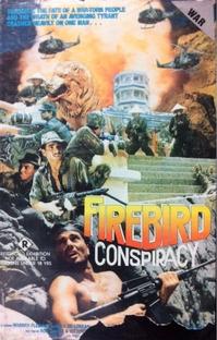 Conspiração Firebird - Poster / Capa / Cartaz - Oficial 2