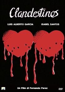 Clandestinos - Poster / Capa / Cartaz - Oficial 1