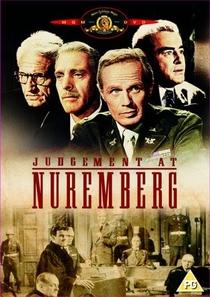 Julgamento em Nuremberg - Poster / Capa / Cartaz - Oficial 2