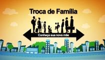 Troca de Família (1ª Temporada) - Poster / Capa / Cartaz - Oficial 1