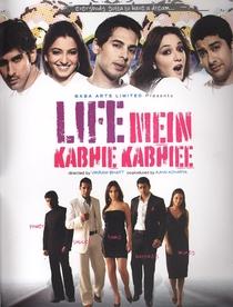 Life Mein Kabhie Kabhiee - Poster / Capa / Cartaz - Oficial 1
