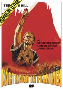 Cartago em Chamas - Poster / Capa / Cartaz - Oficial 1