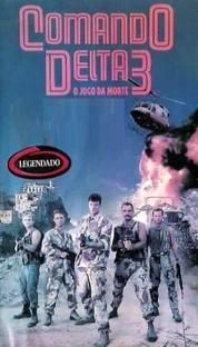 Comando Delta 3 - Poster / Capa / Cartaz - Oficial 2