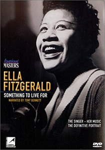 Ella Fitzgerald: Something to Live For - Poster / Capa / Cartaz - Oficial 1