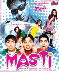 Masti - Poster / Capa / Cartaz - Oficial 1