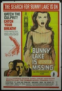 Bunny Lake Desapareceu - Poster / Capa / Cartaz - Oficial 2