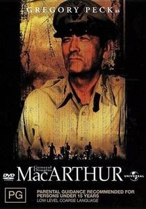 MacArthur - O General Rebelde - Poster / Capa / Cartaz - Oficial 3