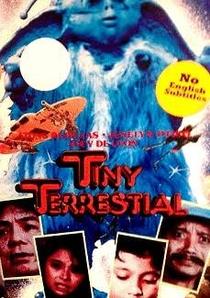 Little Boy Blue: Tiny Terrestrial - Poster / Capa / Cartaz - Oficial 1