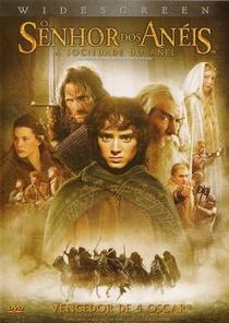 O Senhor dos Anéis: A Sociedade do Anel - Poster / Capa / Cartaz - Oficial 30