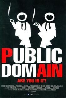 Public Domain - Poster / Capa / Cartaz - Oficial 1