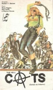 Gatas no Inferno - Poster / Capa / Cartaz - Oficial 2