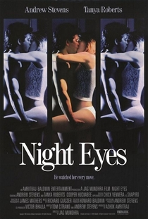 Olhos Noturnos  - Poster / Capa / Cartaz - Oficial 1