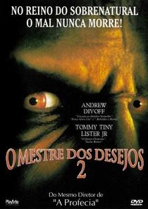 O Mestre dos Desejos 2 - Poster / Capa / Cartaz - Oficial 1