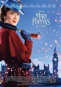 O Retorno de Mary Poppins - Poster / Capa / Cartaz - Oficial 4
