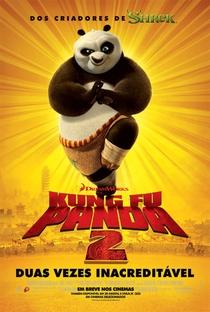 Kung Fu Panda 2 - Poster / Capa / Cartaz - Oficial 1