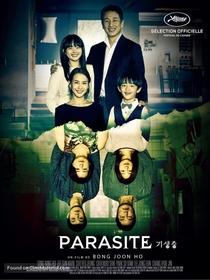 Parasita - Poster / Capa / Cartaz - Oficial 2