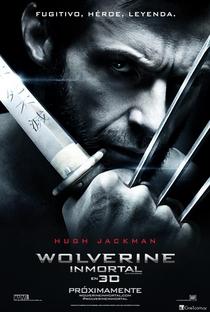 Wolverine: Imortal - Poster / Capa / Cartaz - Oficial 16
