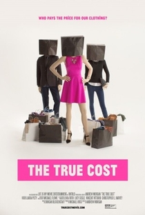O Verdadeiro Custo - Poster / Capa / Cartaz - Oficial 2