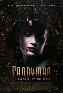Candyman 2 - A Vingança - Poster / Capa / Cartaz - Oficial 4