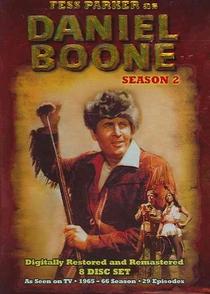 Daniel Boone - 2ª Temporada - Poster / Capa / Cartaz - Oficial 1
