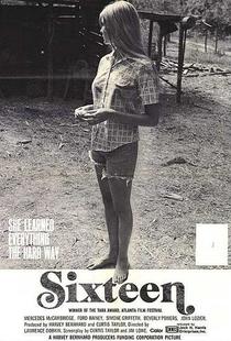 Sixteen - Poster / Capa / Cartaz - Oficial 1