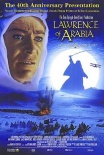 Lawrence da Arábia - Poster / Capa / Cartaz - Oficial 8