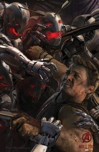 Vingadores: Era de Ultron - Poster / Capa / Cartaz - Oficial 19
