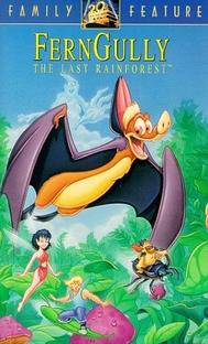 Ferngully - As Aventuras de Zack e Crysta na Floresta Tropical - Poster / Capa / Cartaz - Oficial 4