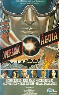 Operação Águia - Poster / Capa / Cartaz - Oficial 2