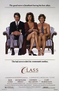 Uma Questão de Classe - Poster / Capa / Cartaz - Oficial 1