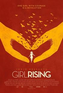 Girl Rising - Poster / Capa / Cartaz - Oficial 1
