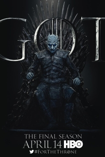 Game of Thrones (8ª Temporada) - Poster / Capa / Cartaz - Oficial 5