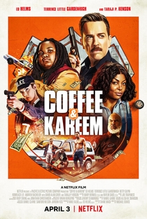 Coffee & Kareem - Poster / Capa / Cartaz - Oficial 1
