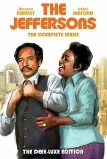 The Jeffersons (8ª Temporada) - Poster / Capa / Cartaz - Oficial 1